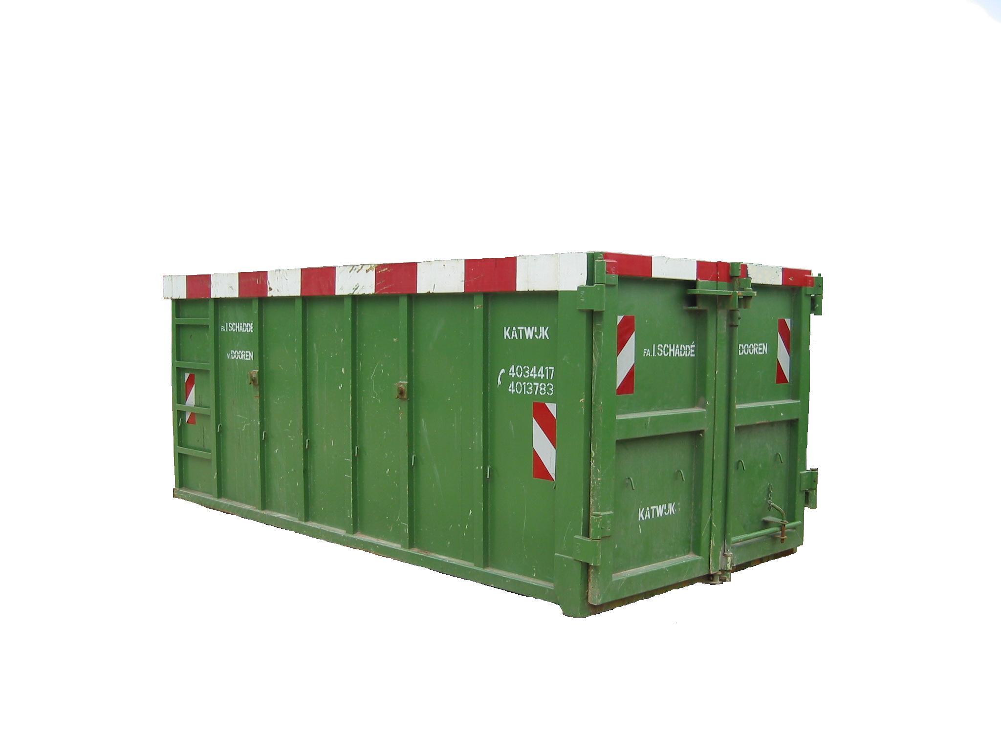 Container huren voor huisraad